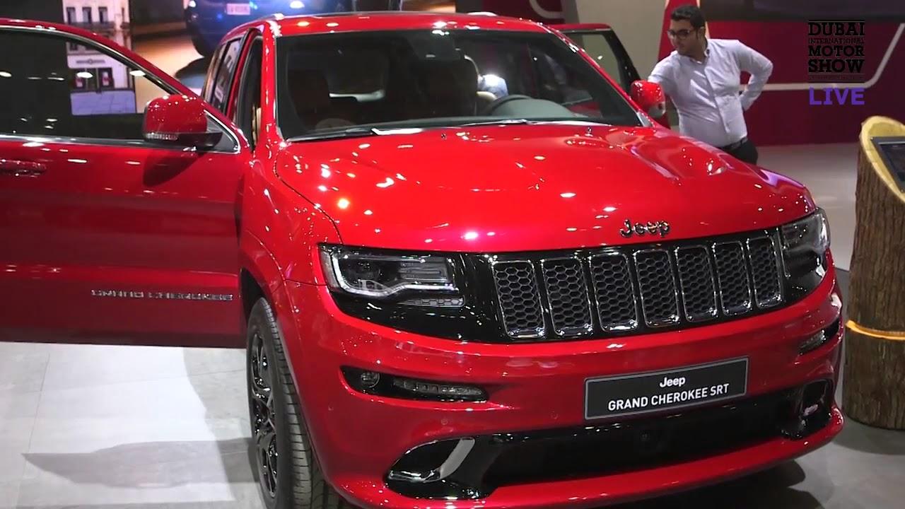 Dante Zille Jeep Dubai Motor Show