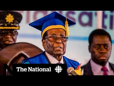 The National: Mugabe makes first public appearance following coup