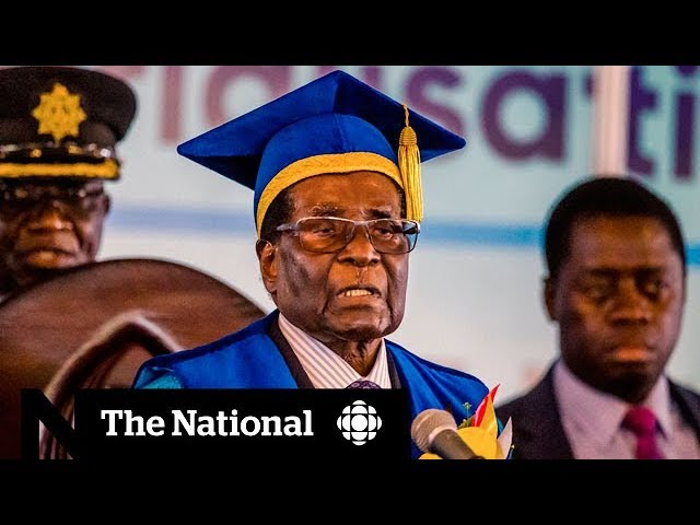 Mugabe makes first public appearance following coup