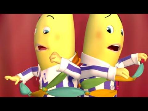 Tangled Bananas - Full Episode Jumble - Bananas In Pyjamas Official