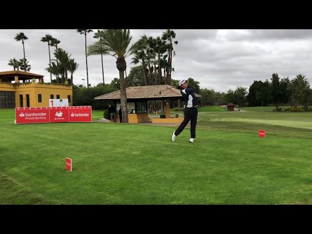 Partido estelar última jornada Santander Golf Tour Sevilla