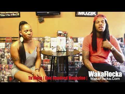 Waka Flocka Speaks On Gucci Mane | LHHATL | Marriage and more