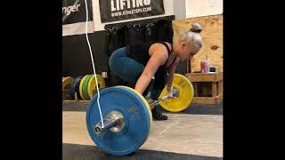 Snatch and Clean Pause at Knee plus No Pause to Improve Your First Pull