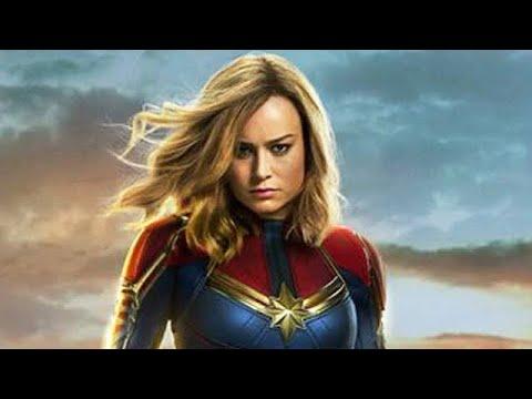 History Of Captain Marvel (Carol Danvers)