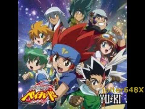 Galaxy Heart - Metal Fight Beyblade Explosion Opening