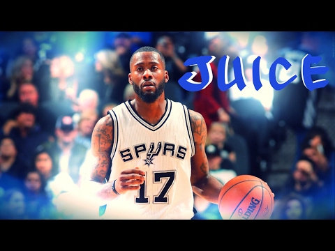 "Jonathan Simmons Mix - ""Juice""ᴴᴰ"