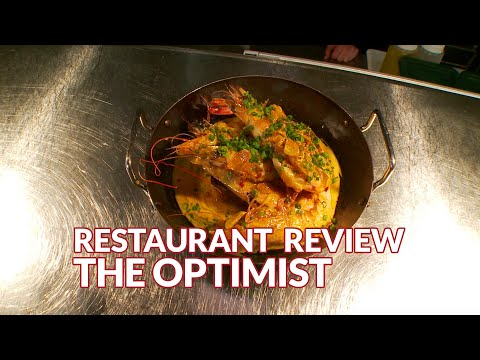 Restaurant Review - The Optimist | Atlanta Eats