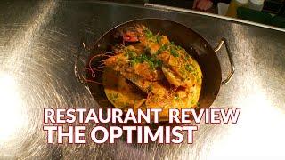 Restaurant Review - The Optimist, Seafood | Atlanta Eats