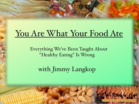 You Are What Your Food Ate, Part 1 Clean Food Nutrition