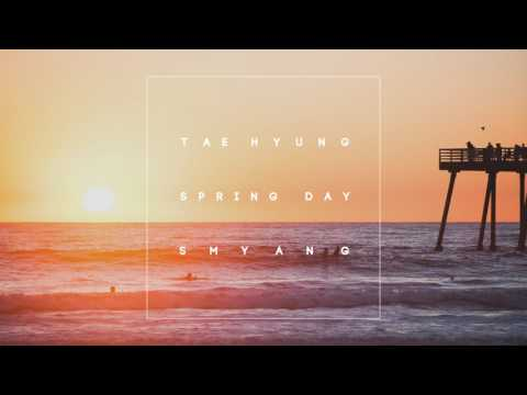 BTS '봄날 Spring Day' V Taehyung Version - Piano Cover