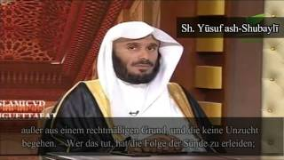 Sh. Yusuf ash-Shubayli | Unterlassene Gebete nach Reue nachholen?