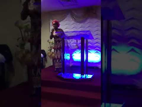 Rev Mrs kenny Akins.Increase your Capacity to receive part 3