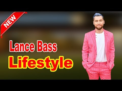 Lance Bass - Lifestyle, Girlfriend, Family, Facts, Net Worth, Biography 2020   Celebrity Glorious