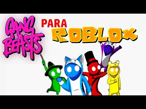 Gang Beasts Para Roblox Floppy Fighters Momentos Graciosos - novo codigo do adopt me roblox