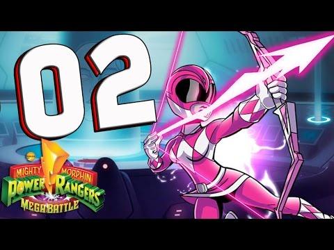 Mighty Morphin Power Rangers: Mega Battle Part 2 Defend the City (Co-Op) Walkthrough
