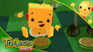 Rolie Polie Olie: Little Bot Zoo/Zowie Soupy Hero/Coupy Won't Fit - Ep. 25