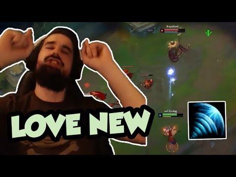 Gripex - I LOVE THE NEW LEE SIN Q!