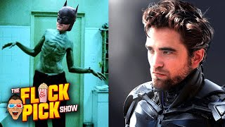 Robert Pattinson's The Batman NOT Working Out?! FLICK PICK SHOW