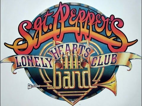 """Sgt. Pepper's Lonely Hearts Club Band"" Part 1 Soundtrack Full Album vinyl"