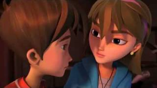 "The new ""Superbook"" Series Teaser Trailer"