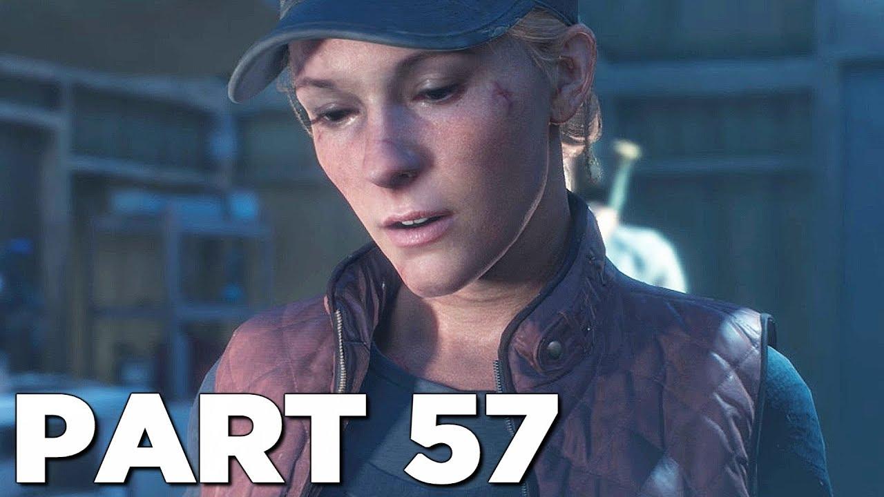 DAYS GONE Walkthrough Gameplay Part 57 - TAYLOR (PS4 Pro)