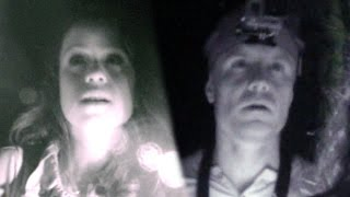Superstitious People Go Ghost Hunting For The First Time