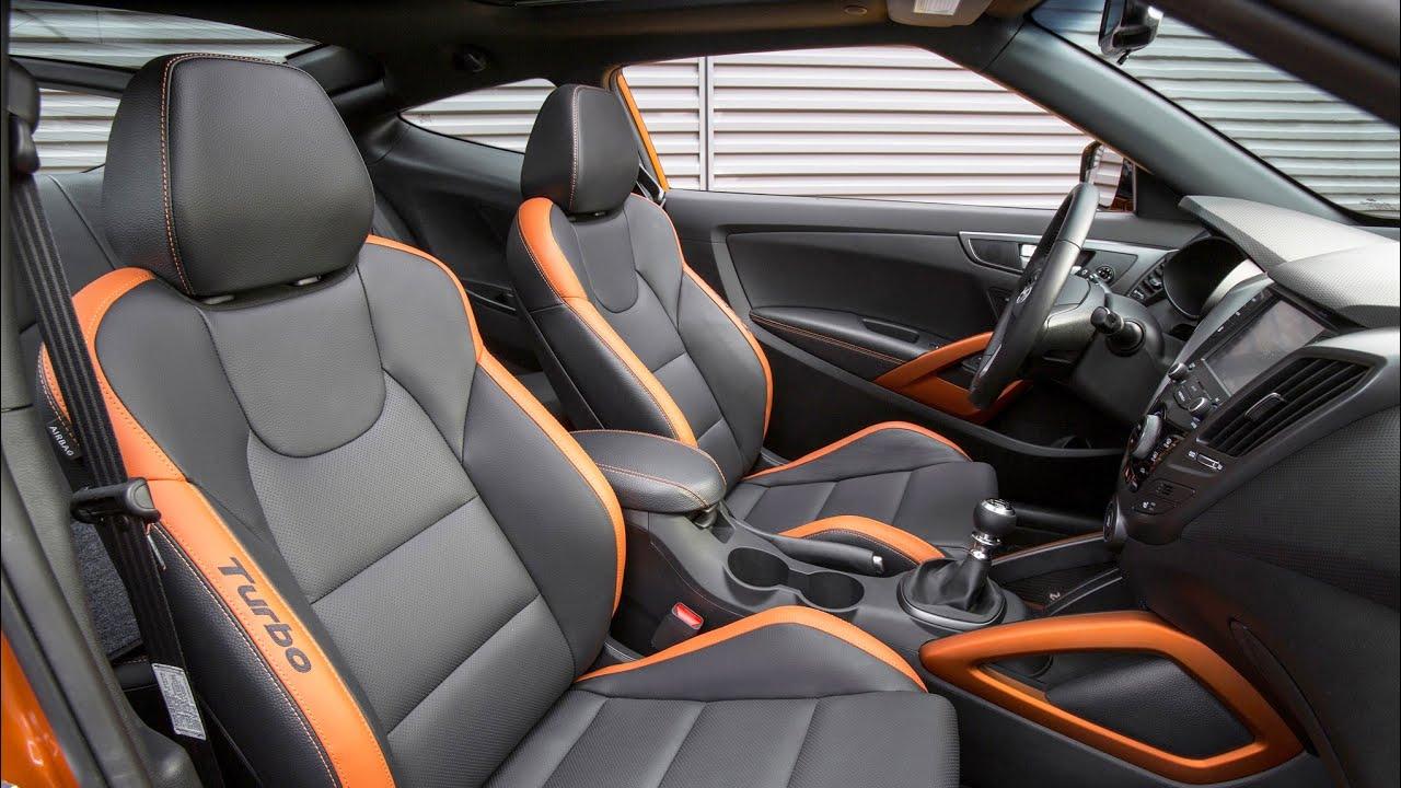 2016 Cars Hyundai Veloster Interior Exterior