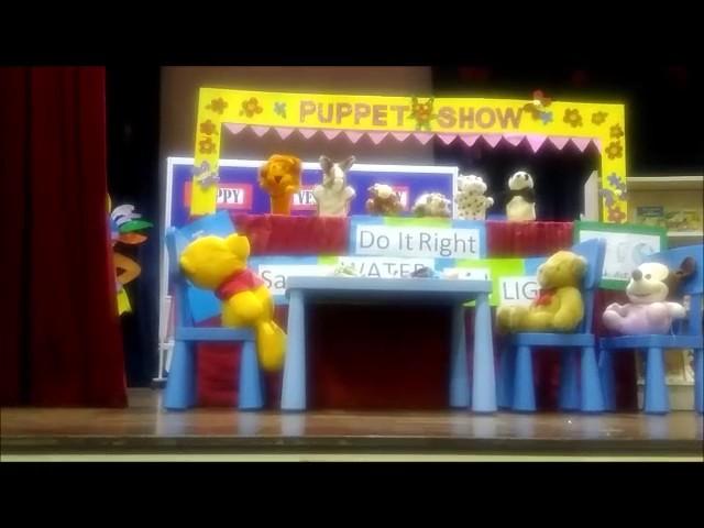 GIIS BL Puppet Show 2017