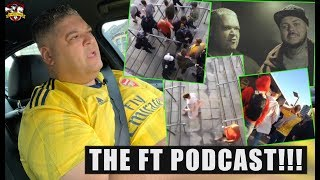 Heavy D on Mr DT, AFTV & being attacked at Arsenal! The FT Podcast Ep2