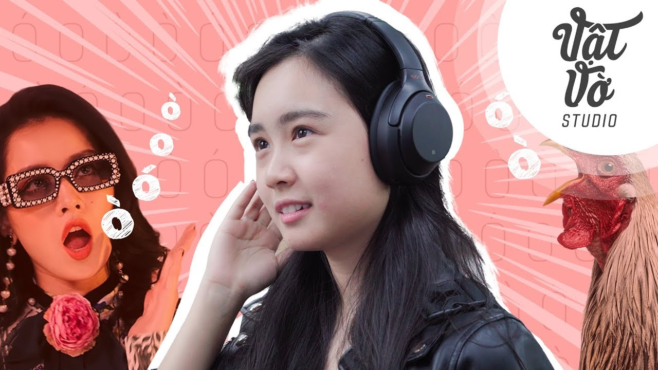 Thử thách: tai nghe của bạn có làm được thế này?