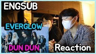 Gambar cover EVERGLOW (에버글로우) - DUN DUN MV l Reaction!!!