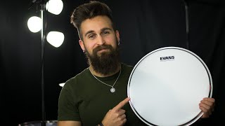 Evans UV2 Review: Best rock drumhead on the market?