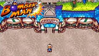 Saturn Bomberman [World 1 - Higeland]