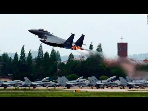 Max Thunder: Inside The Military Drills That Angered North Korea