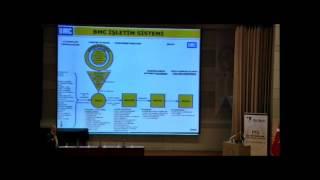 Gambar cover Muharrem Erkan (BMC Otomotiv) - İTÜ İnsan Kaynakları Zirvesi 2012