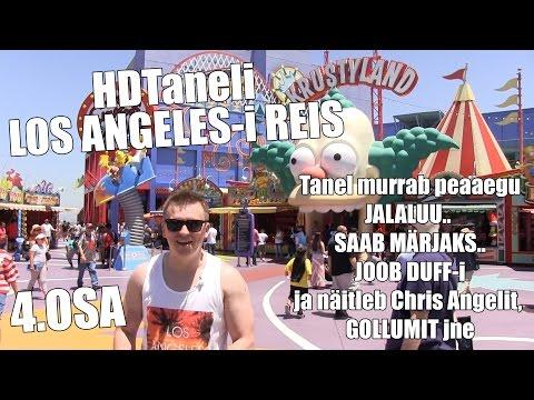HDTaneli Los Angeles-i Reis - Universal Studios (4.OSA) (1080p) HD!