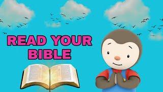 Read Your Bible, Pray Everyday Song Instrumental/Karaoke