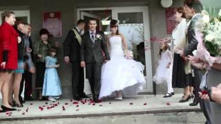 Анна и Максим Свадьба Оленегорск