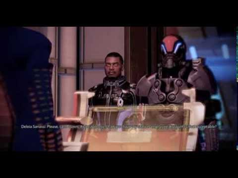 Mass Effect 2 - Renegade Shop Discounts