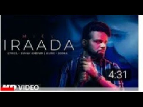 Iraada:Mile (full song) Jeona   Sunny Khepar Punjabi song