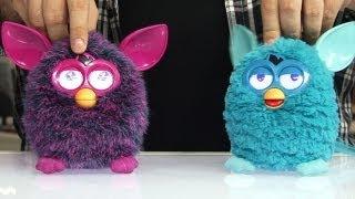Furby: pestinha sem botão para desligar