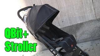 Qbit+ Stroller from GB