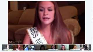 PageantLIVE - The most beautiful hangout ever!
