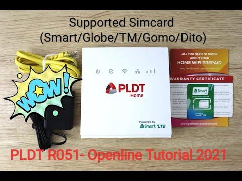 PLDT R051 Openline