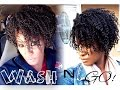 Natural Hair| EXTREMELY SUPER DEFINED & MOISTURIZED Wash N' Go Techinque | Shlinda1