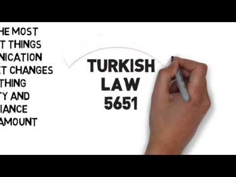 WiFi Management Turkish Law
