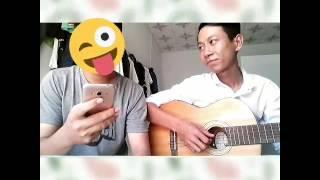 Cover ngủ ngoan nhé vợ tương lai, đổi thay (guitar Nguyễn Duy)