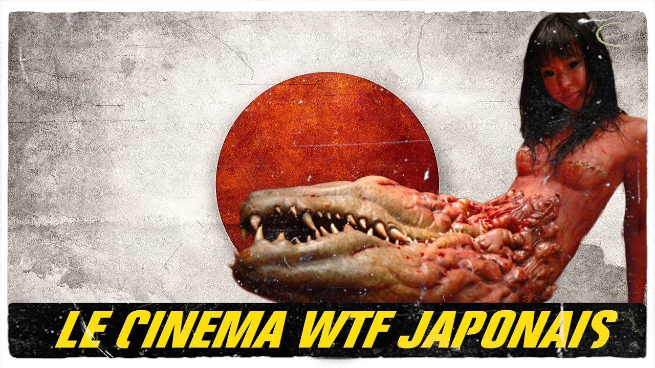 Le Cinéma WTF Japonais - Aux Origines (Partie1/2)