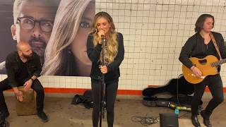 Carly Pearce - Hide The Wine (Subway Pop Up Show)