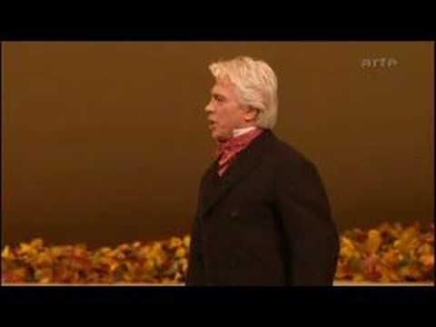 Dmitri Hvorostovsky  Eugene Onegin  Onegin's Act I aria